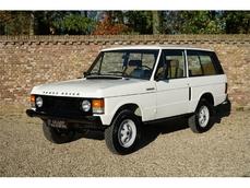 Land Rover Range Rover 1974