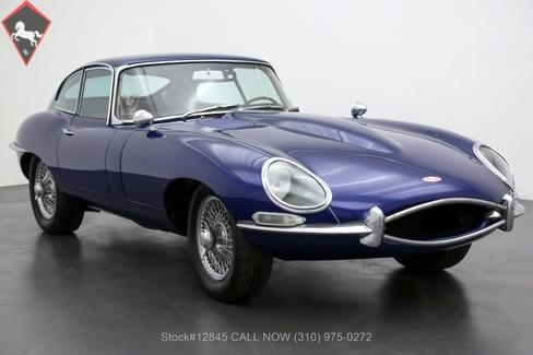 Jaguar E-type XKE 1967