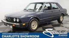 BMW 528 1986