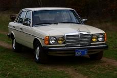 Mercedes-Benz 280 w123 1984