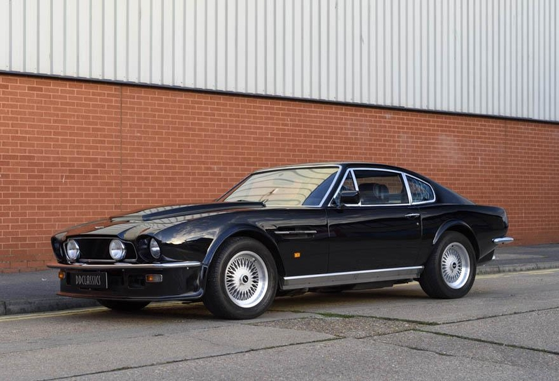 1988 Aston Martin V8 Is Listed Verkauft On Classicdigest In Surrey By Dd Classics For 285000 Classicdigest Com