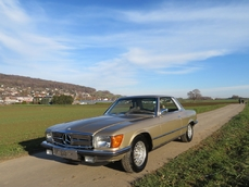 Mercedes-Benz 450SLC w107 1973