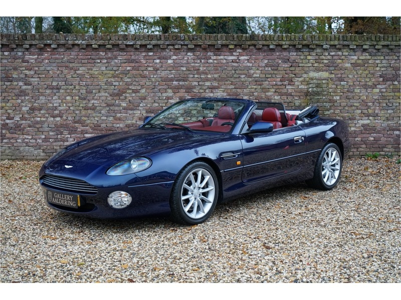 2002 Aston Martin Db7 Is Listed For Sale On Classicdigest In Brummen By The Gallery For 42950 Classicdigest Com
