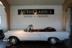 Mercedes-Benz 250SE Cabriolet w111 1967