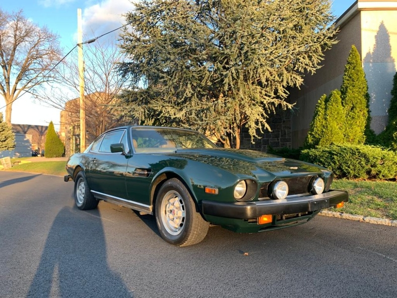 1982 Aston Martin V8 Is Listed Sold On Classicdigest In Astoria By Gullwing Motor For 129500 Classicdigest Com