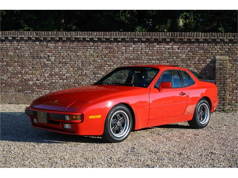1986 Porsche 944 Is Listed For Sale On Classicdigest In Brummen By The Gallery For 44950 Classicdigest Com