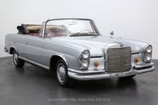 Mercedes-Benz 220SE Coupé w111 1962