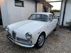 Alfa Romeo Giulietta 1962
