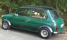 Mini Cooper 1972