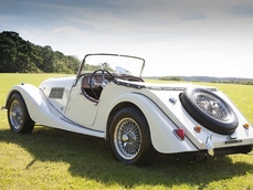 Morgan Plus 4 1961