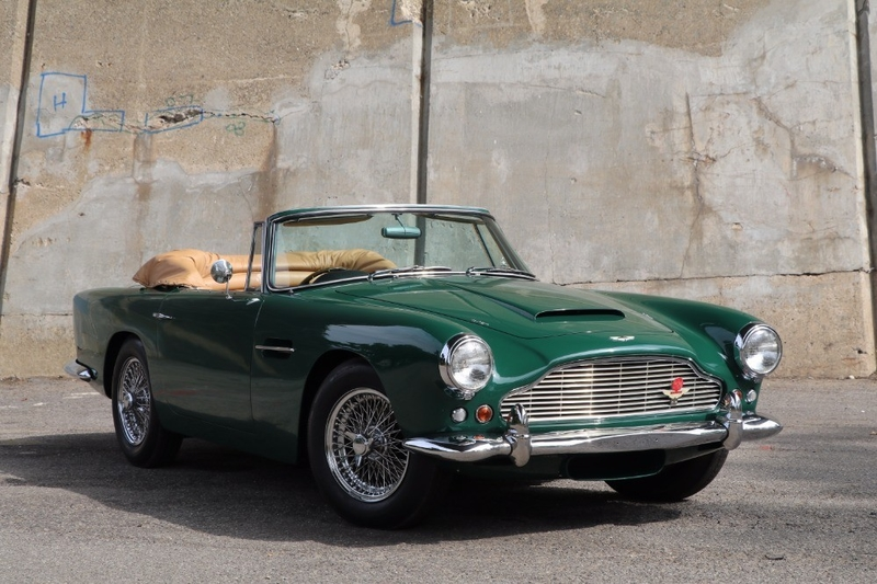 1962 Aston Martin Db4 Is Listed For Sale On Classicdigest In New York By Gullwing Motor Cars For 1325000 Classicdigest Com