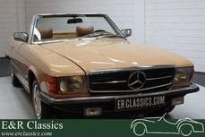 Mercedes-Benz 450SL w107 1979