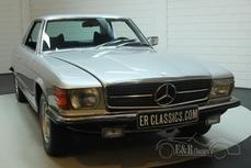 Mercedes-Benz 280SLC w107 1977
