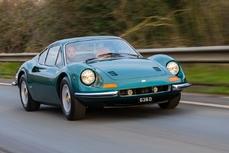 Ferrari Dino 246 1972