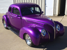 Ford Custom 1938
