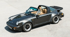 Porsche 911 / 930 Turbo 3.3 1989