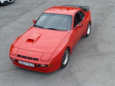 Porsche 924 1980