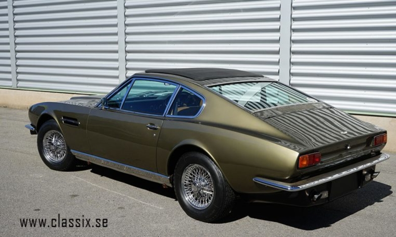 1972 Aston Martin Dbs Is Listed Zu Verkaufen On Classicdigest In Saxtorp By Classix By Schiebler Scandinavia Ab For 150000 Classicdigest Com