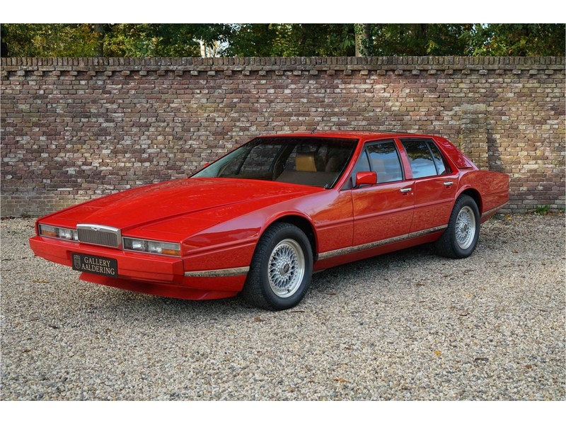 1984 Aston Martin Lagonda Is Listed Zu Verkaufen On Classicdigest In Brummen By The Gallery For 115500 Classicdigest Com