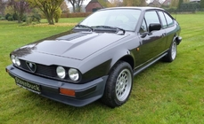 Alfa Romeo GTV V6 1985