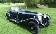 Bentley 4.25 Litre Derby 1931