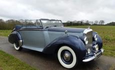 Bentley Mk VI 1949