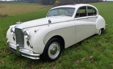 Jaguar MkIX 1961