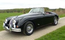 Jaguar XK150 1959
