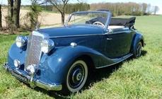 Mercedes-Benz 170S 1950