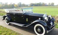 Rolls-Royce 20/25 1932