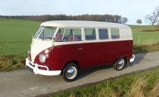 Volkswagen T1 1965