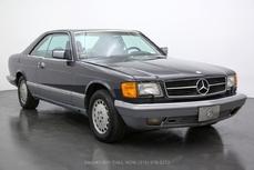 Mercedes-Benz 560 SEC w126 1988