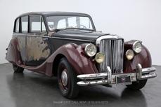 Jaguar MkV 1950