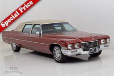 Cadillac Fleetwood 1971
