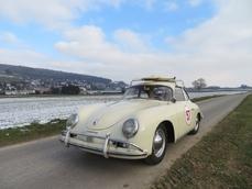 Porsche 356 1957