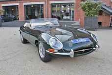 Jaguar E-type XKE 1961