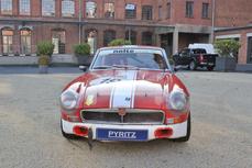 MG MGB GT 1968