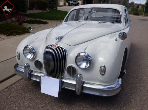 Jaguar MkI 1959