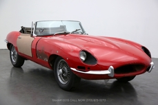 Jaguar E-type XKE 1964