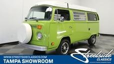 Volkswagen Typ 2 Bay window 1978