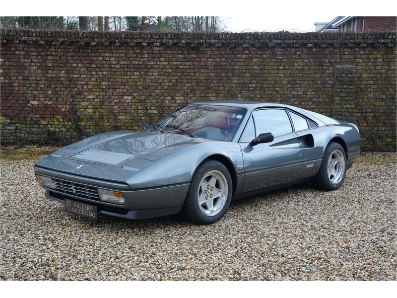 1986 Ferrari 328 Gtb Is Listed Zu Verkaufen On Classicdigest In Brummen By The Gallery For 99500 Classicdigest Com