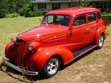 Chevrolet Custom 1937