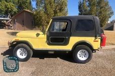 Jeep CJ7 1977