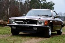 Mercedes-Benz 450SLC w107 1979