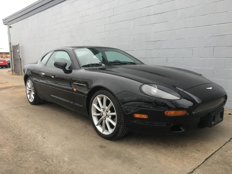 1998 Aston Martin Db7 Is Listed For Sale On Classicdigest In New York By Gullwing Motor Cars For 29500 Classicdigest Com