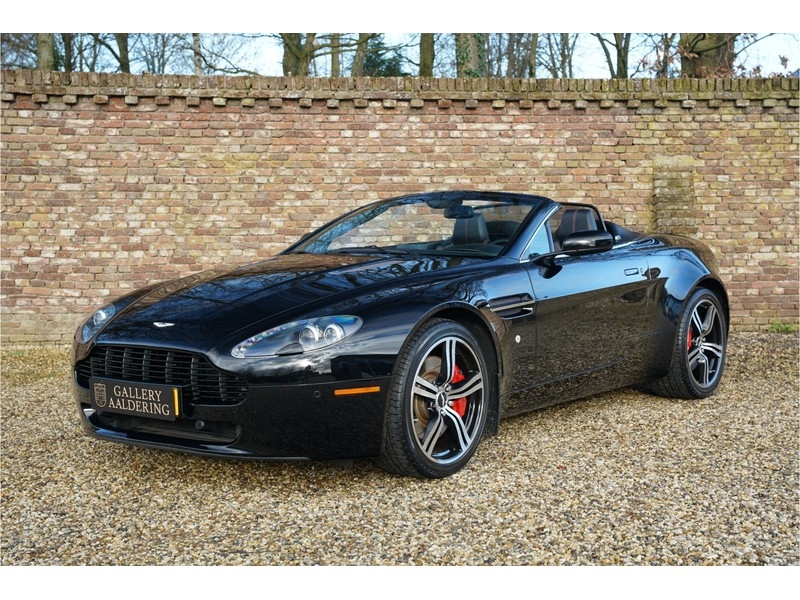 2009 Aston Martin V8 Is Listed For Sale On Classicdigest In Brummen By The Gallery For 63750 Classicdigest Com