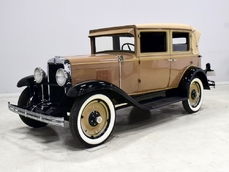 Chevrolet Sedan 1929