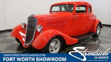 Ford 5-Window Coupe 1934