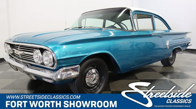 1960 Chevrolet Biscayne Is Listed Zu Verkaufen On Classicdigest In Dallas Fort Worth Texas By Streetside Classics Dallas Fort Worth For 36995 Classicdigest Com