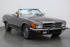 Mercedes-Benz 280SL w113 1982